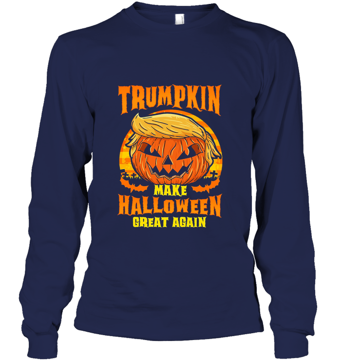 Make Halloween great again
