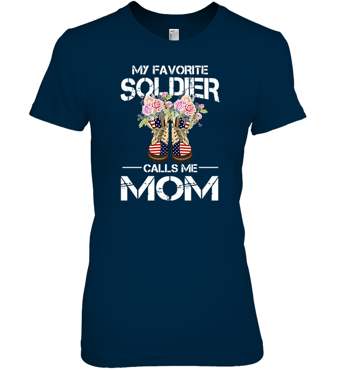 Soldier Mom Shirt