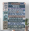 Blanket for whom you loved