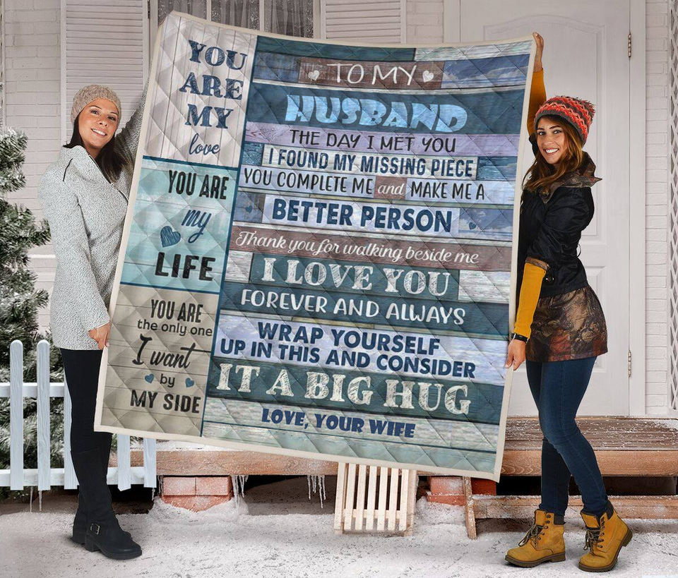 Blanket For Whom you loved 2