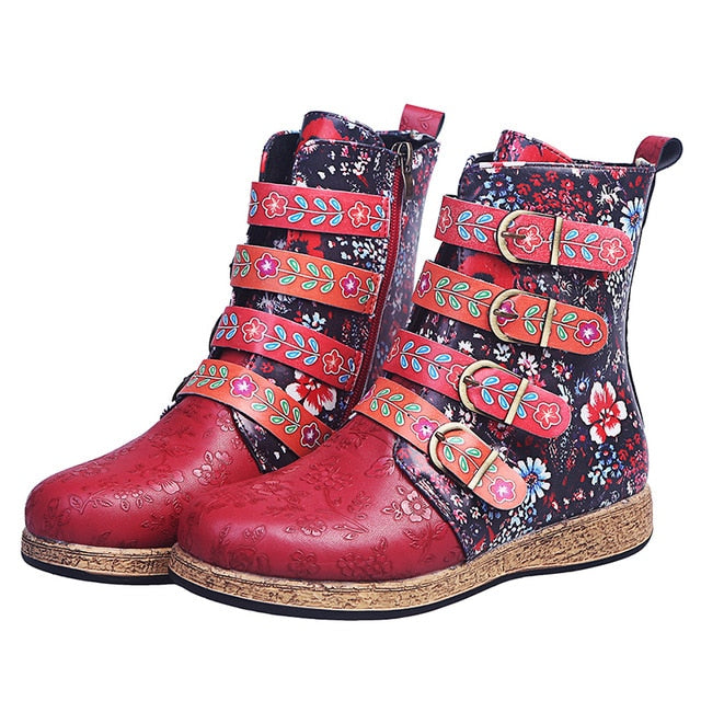 Vintage Boots Fashion For Women