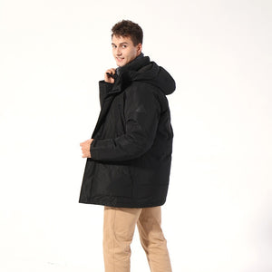 Smart Heated Down Jacket