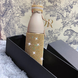 350ml Diamond Crown Thermos Bottle Water