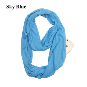 Convertible Pocket Scarf