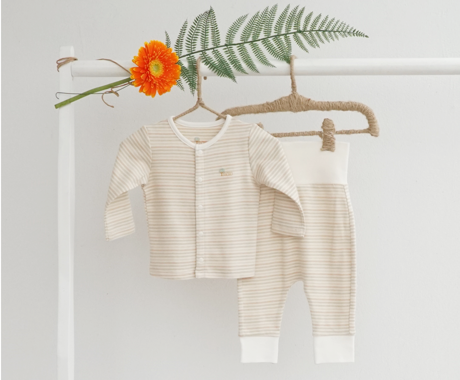 Organic Cotton Baby Set A02 OCB-A02