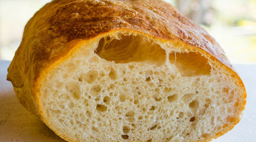 How to Have Big, Irregular Holes in Your Bread