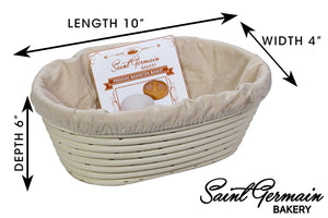 Banneton Basket Liners Only - No Basket