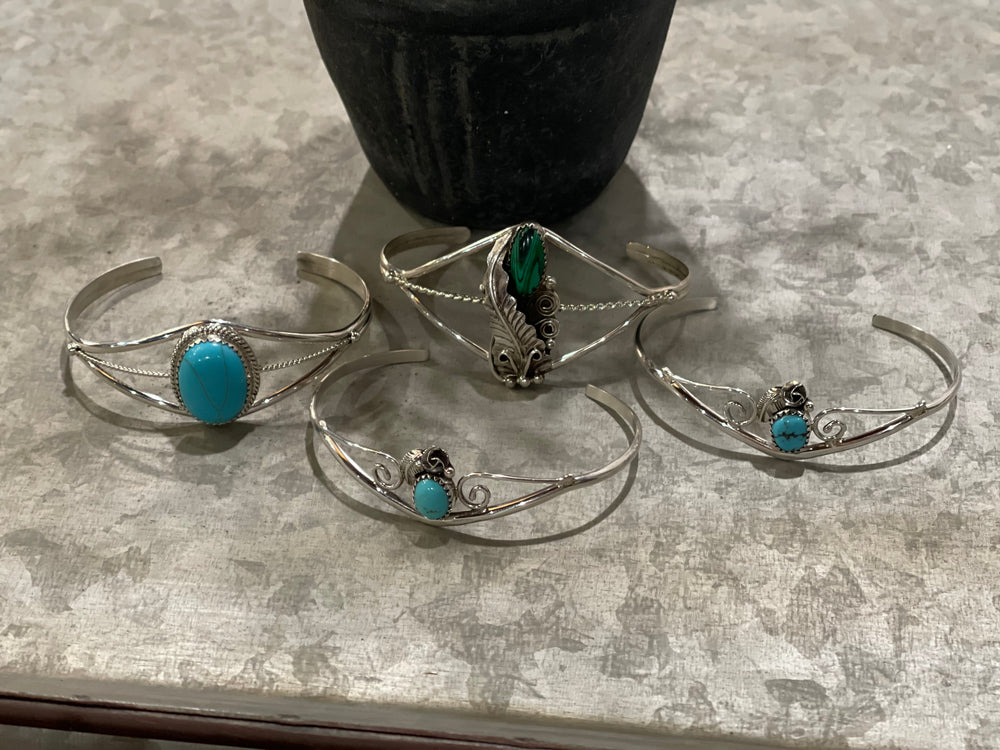 Authentic Sterling Cuff Bracelets