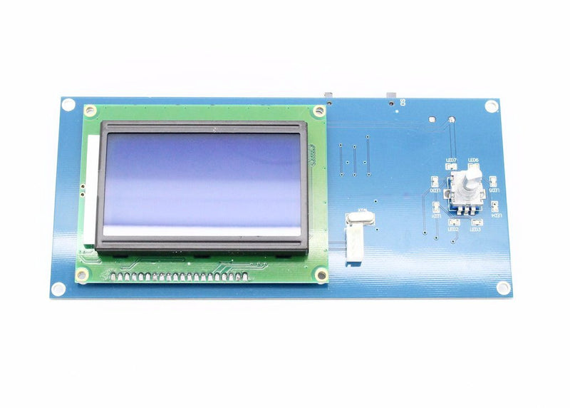 Wanhao D5 - LCD display unit with SD card reader