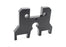 Wanhao D4s - Dual extruders assembly top cover plate