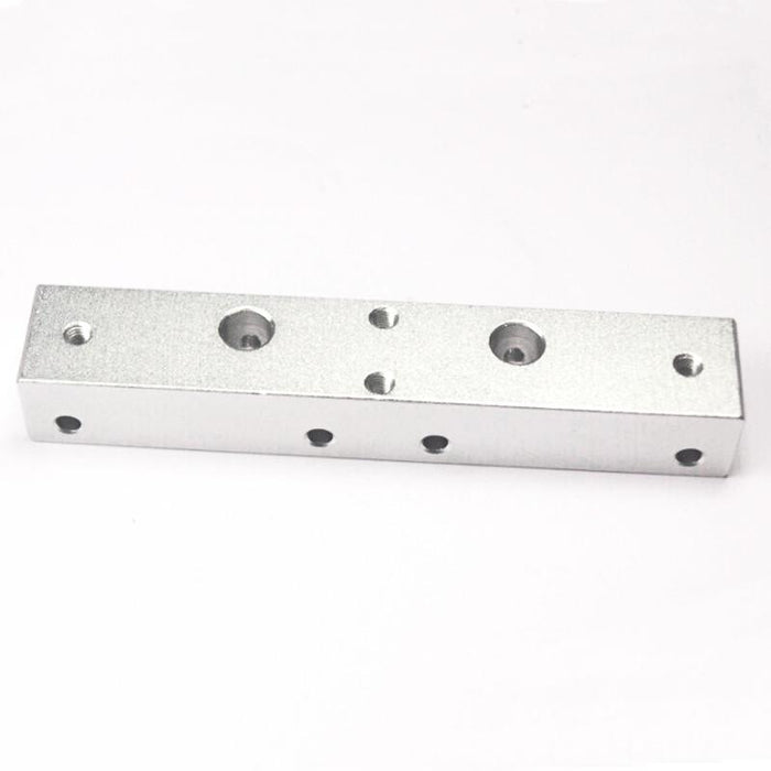 Wanhao D4s - Aluminium carriage block