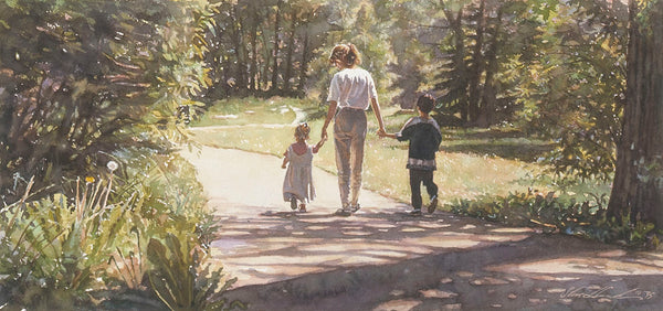 Steve Hanks - A Path to Follow