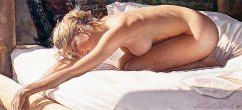 Steve Hanks - A Touch of Soft Sunlight