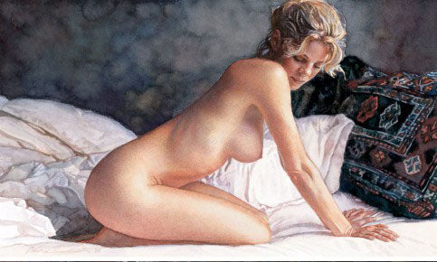 Steve Hanks - A Touch of Warm Sunlight