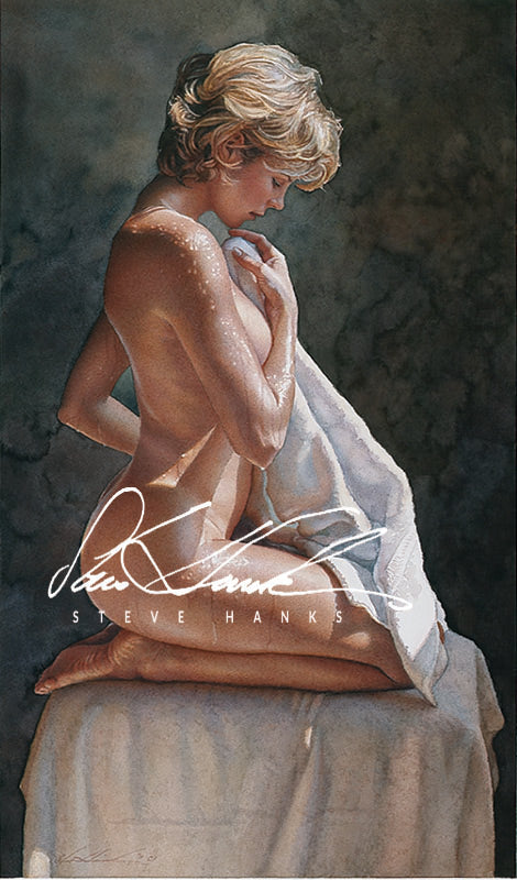 Steve Hanks - After the Bath