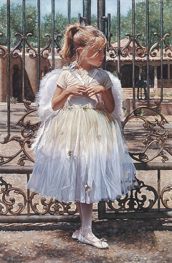 Steve Hanks - Angel at the Gate