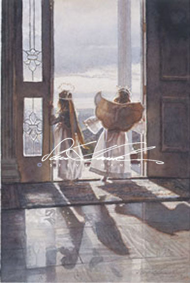 Steve Hanks - Angels Out the Door