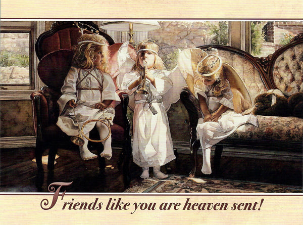 Steve Hanks - Being Perfect Angels