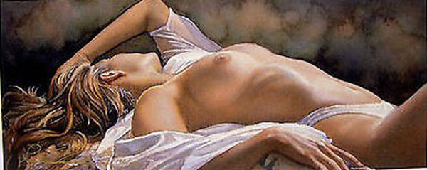 Steve Hanks -At Rest