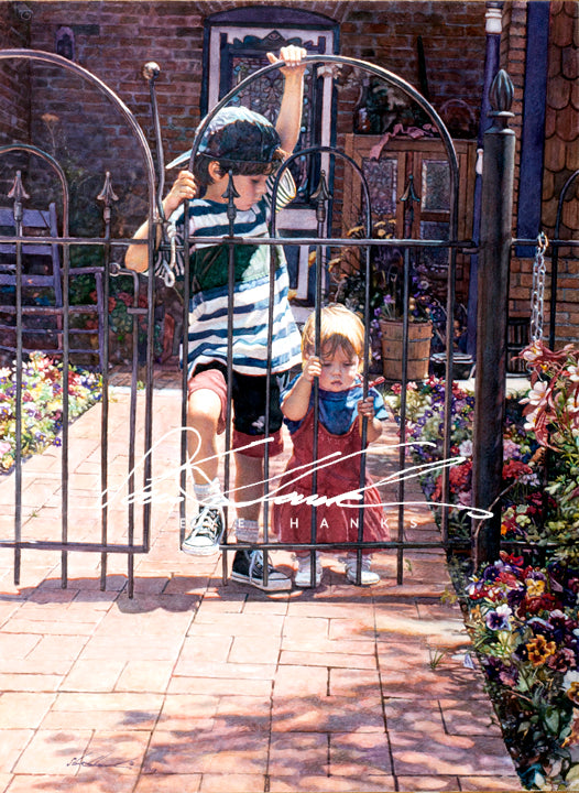 Steve Hanks - Big Brother is Watching Over
