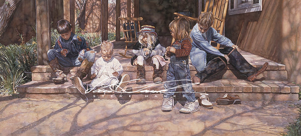 Steve Hanks - Big Shoes to Fill