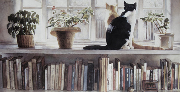 Steve Hanks - Bookends
