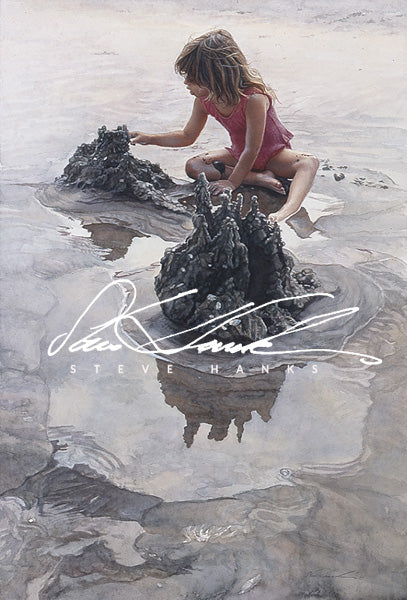 Steve Hanks - Castles in the Sand