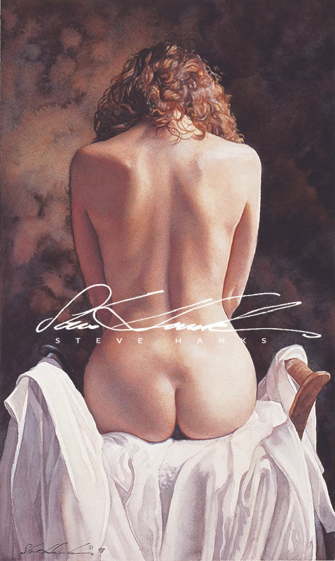 Steve Hanks - Centered