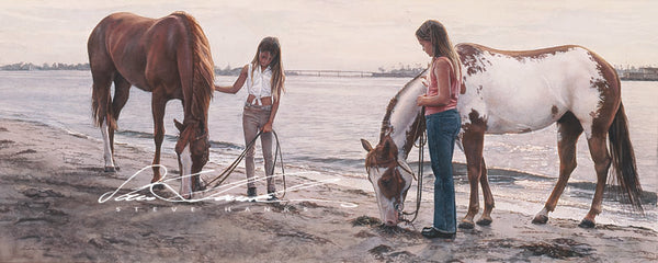 Steve Hanks - Connections