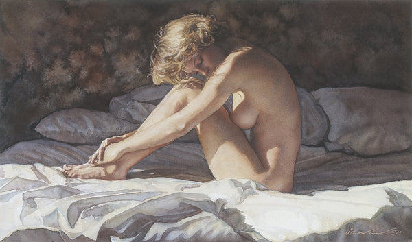 Steve Hanks - Holding the Moment
