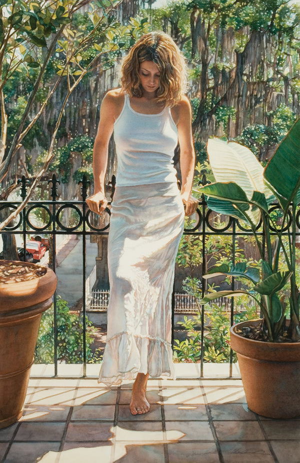 Steve Hanks - In the Warm Savannah Sun