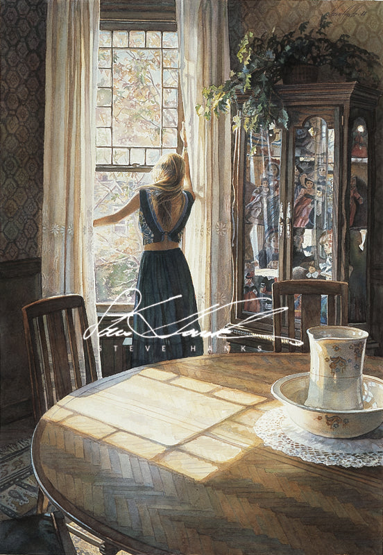 Steve Hanks - Inside Looking Out