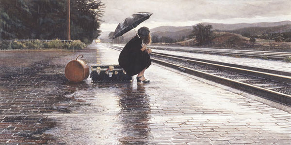 Steve Hanks - Leaving in the Rain