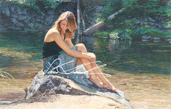 Steve Hanks - Listening to the River