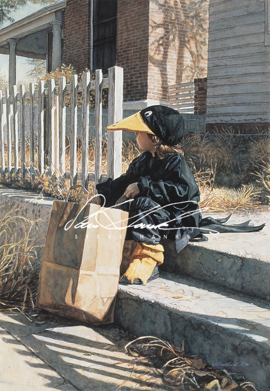 Steve Hanks - Little Black Crow