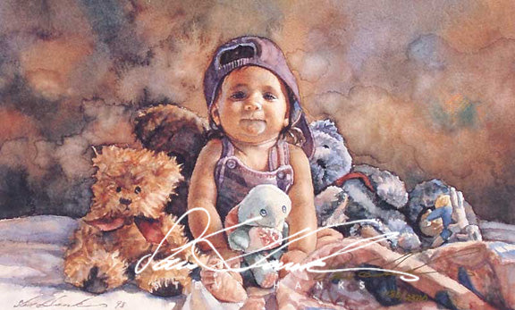 Steve Hanks - Michaela and Friends