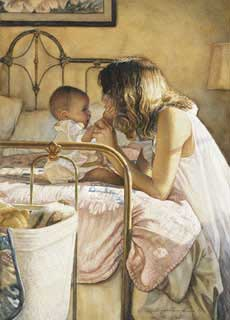 Steve Hanks - Mother and Child Bond