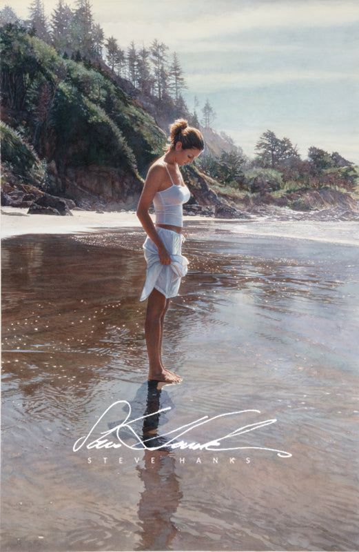 Steve Hanks - New Shoreline