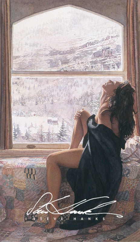 Steve Hanks - On the Warm Side of Winter
