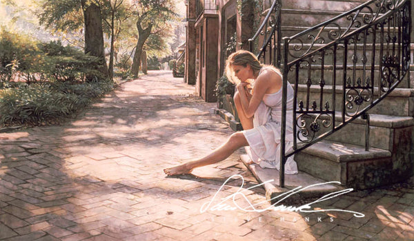 Steve Hanks - One Step at a Time