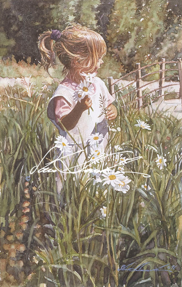 Steve Hanks - Picking Daisies