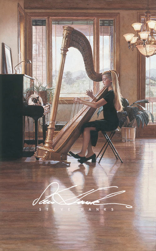Steve Hanks - Private Recital