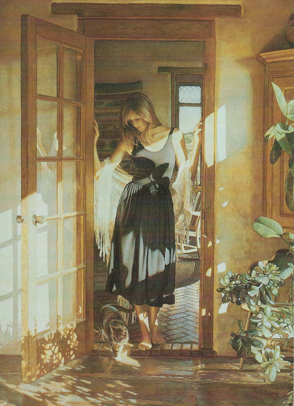 Steve Hanks - Santa Fe Sun Notecards