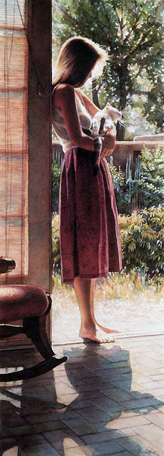 Steve Hanks - Senesa & The Cat