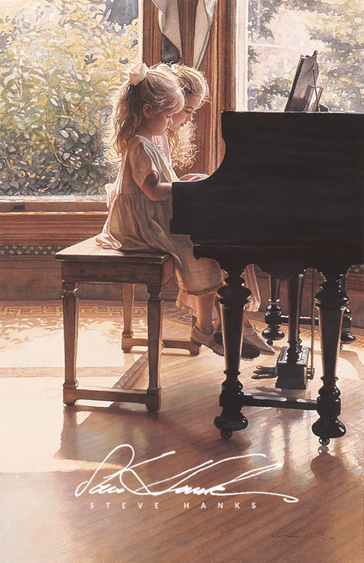 Steve Hanks - Sharing Key Time