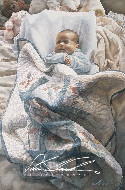 Steve Hanks - Small Miracle