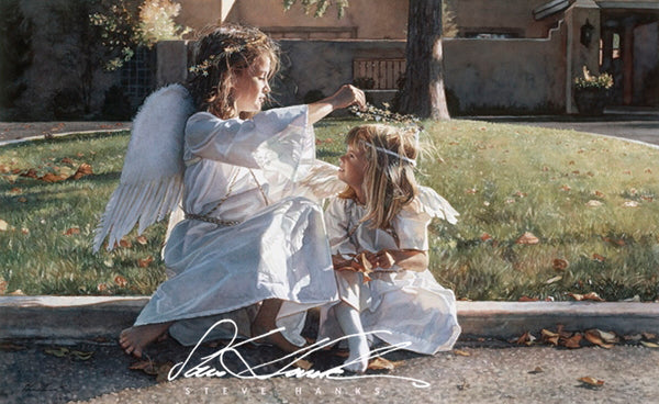 Steve Hanks - Someone to Watch Over