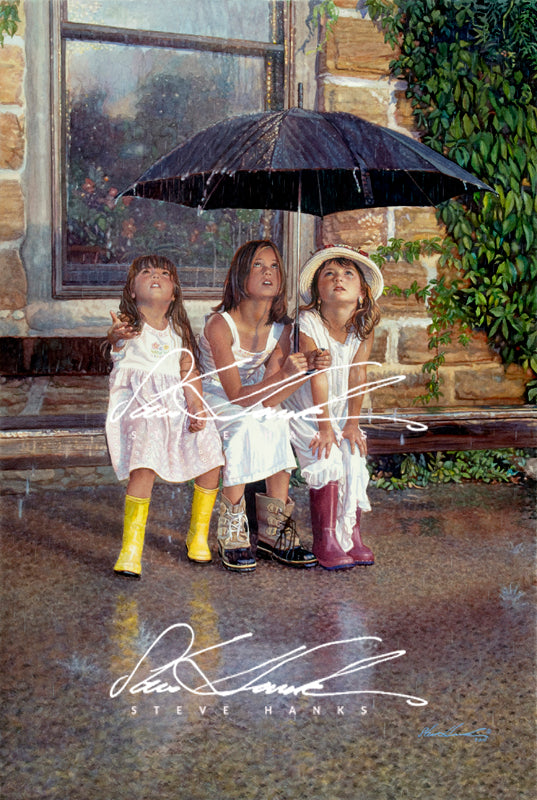 Steve Hanks - Summer Rain