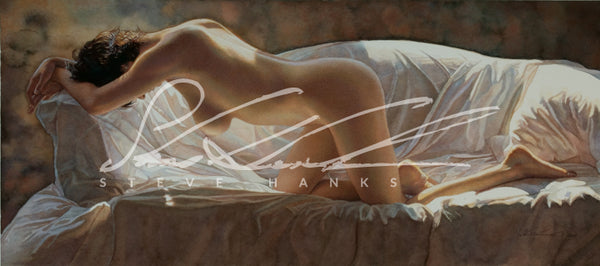 Steve Hanks - The Light On The Couch