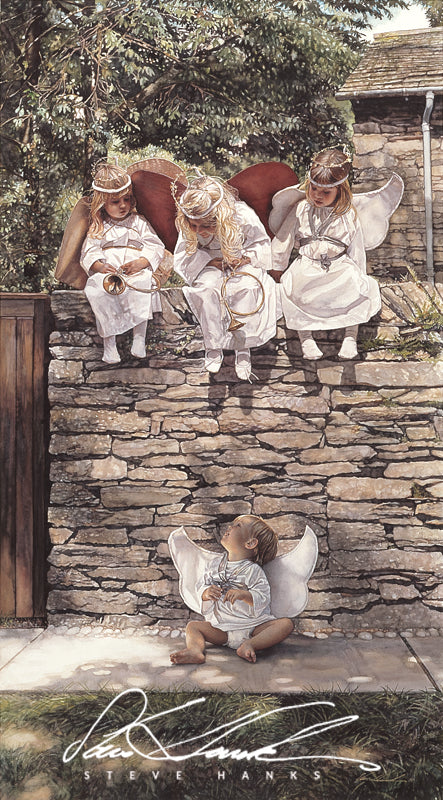 Steve Hanks - The Newest Angel